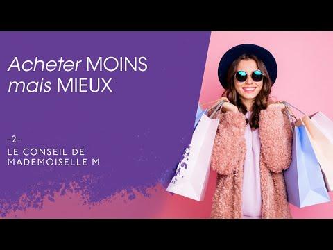 La Minute de Mademoiselle M35 - Le concept de la garde robe capsule en images