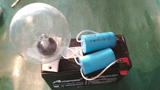 vuclip Easy to make a  inverter using fan capacitor with out any cercit