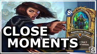 Hearthstone - Best of Close Moments