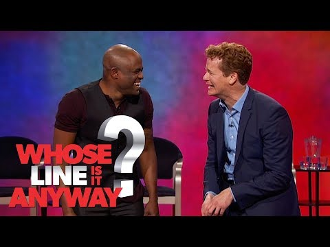 Scenes From A Hat - Pick Up Lines In A Retirement Home | Whose Line Is It Anyway?