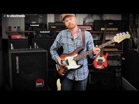 BG250-112 Bass Combo
