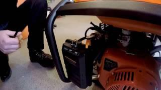 Generator Daewoo gda 3300, review (gasoline generator daewoo)