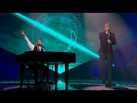 Christopher and Gary sing Take That's Rule The World - The Final - The X Factor UK 2012