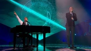 Christopher and Gary sing Take That
