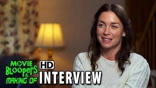 Black Mass (2015) Behind the Scenes Movie Interview - Julianne Nicholson is