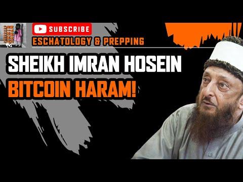 """Sheikh Imran Hosein """"Bitcoin Bukan Wang Sebenar"""" (Malay)"""