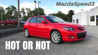 MazdaSpeed3 1st Gen - HOT or NOT? (Walk-Around)