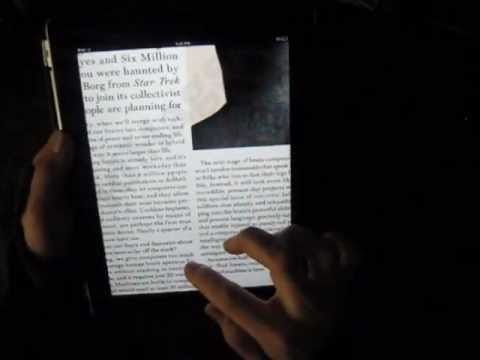 How to Convert PDF to Word/ Text on iPad (free) Quick Tip