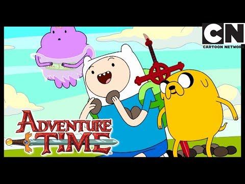 Adventure Time | Gotcha | Cartoon Network