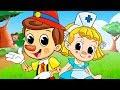 PINOCHO, canciones infantiles