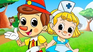PINOCHO, canciones infantiles thumbnail