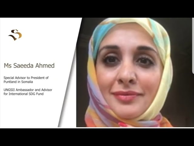 AWARD WINNING EDUCATION, HALAL ECONOMY AND TRADE ADVISOR- SAEEDA AHMED-INSPIRATIONAL MUSLIMS-E-17