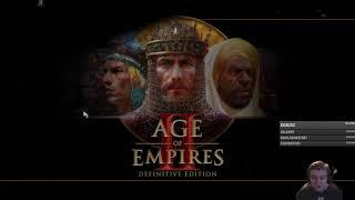Age of Empires II : Definitive Edition  - Campaigns - Tutorial + Attila The Hun