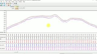 How To Calculate Earthwork, Plan, Profile and Cross section With in 5 Minutes