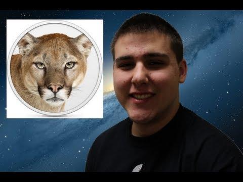Apple Mac OS X 10.8 Mountain Lion Full Walkthrough