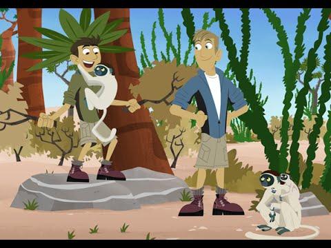 Aventuras con los Kratt,Dibujos Animados Para Niños - YouTube