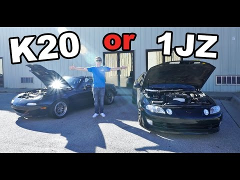WHICH CAR SHOULD I ENGINE SWAP?!