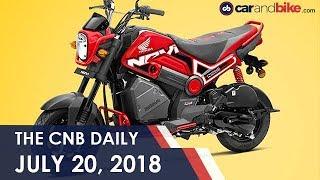 Suzuki Motorcycle Factory | 2018 Honda Navi | 2018 Kawasaki Ninja 300