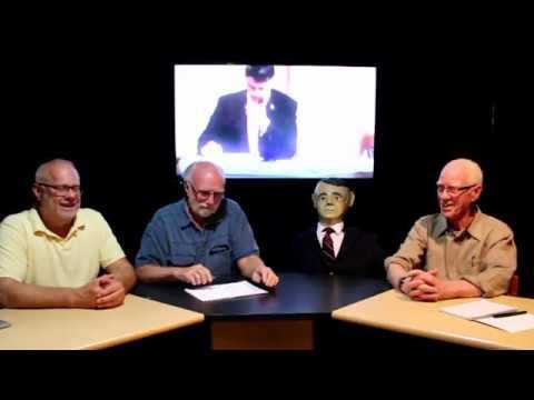 Talking Racine Episode- 36-Special Guest Former Mayor John Dickert