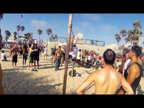 VENICE BEACH & SANTA MONICA CALIFORNIA