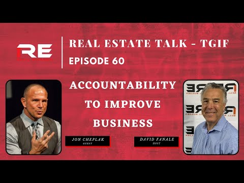 Jon Cheplak Discusses Business And Personal Challenges Of Real Estate