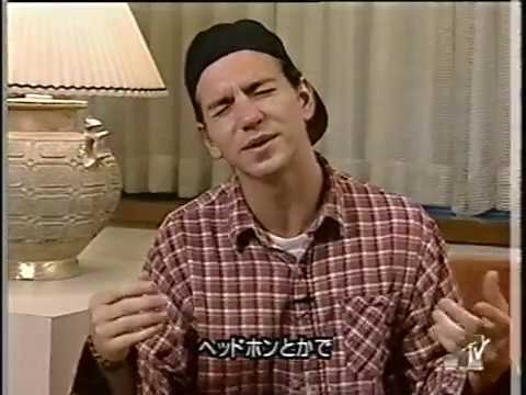 Eddie Vedder - Interview (Texas, 1992)