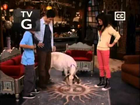 It's so hard to say goodbye to Wizards of Waverly Place - part 1