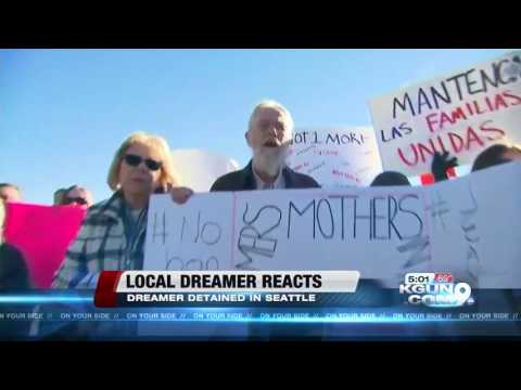 Local Tucson dreamer reacts to recent deportation orders