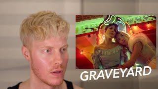 GRAVEYARD HALSEY REACTION
