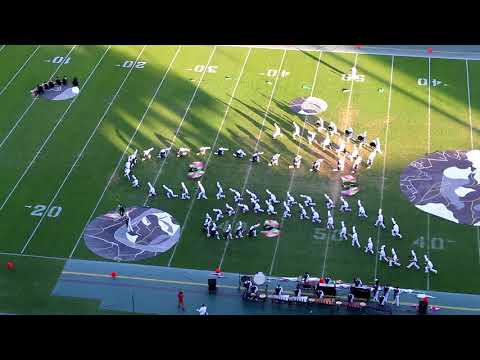 Mesa High School Marching Band State Championships 2017