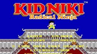 Kid Niki - Radical Ninja (快傑ヤンチャ丸) [Arcade] - ALL Clear No Miss - 1CC - edusword