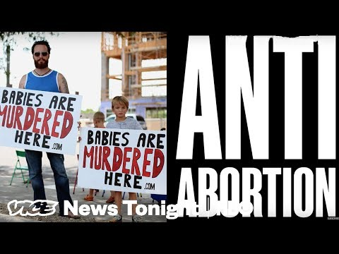 The Legal Race Around Abortion Rights In America (HBO)