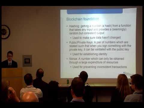 Blockchain Beyond Bitcoin: Models, opportunities, threats and risk management