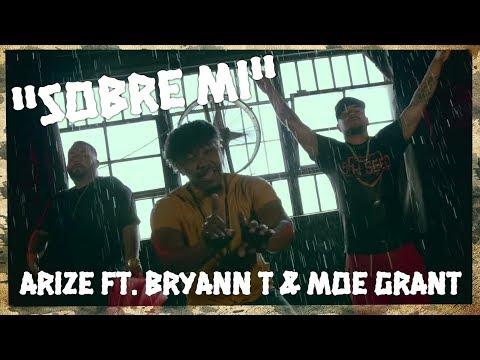 Christian Rap | Kingdom Muzic - Arize - Sobre Mi Ft. Bryann T & Moe Grant [Christian RAP In Spanish]