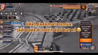 Praise Dragon's Temple (DDN STAGE5) DNM SLARK X CRZY JAGOAN DORIN YANG MANA LEBIH JAGO??
