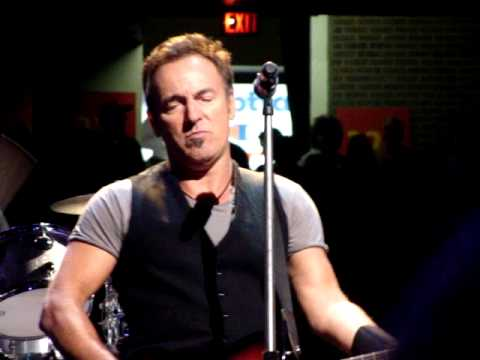 Springsteen - When You Walk in the Room - The Spectrum October 19, 2009