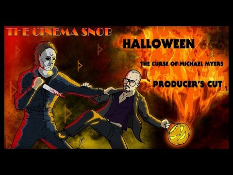 The Cinema Snob: HALLOWEEN 6: THE PRODUCER'S CUT