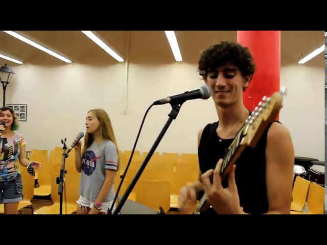 Hey Soul Sister (Cover) - Campus Rock Lleida-Cervera 2020