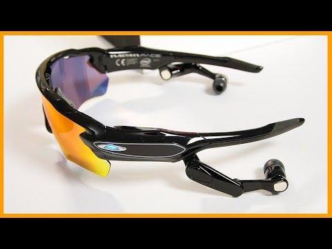 Best Smart Bluetooth Sunglasses Deal of 2018! (Oakley Radar Pace Review)