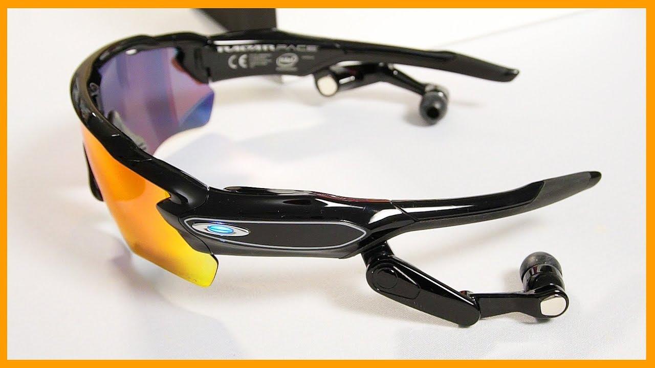 26d99c254f0 Best Smart Bluetooth Sunglasses Deal of 2018! (Oakley Radar Pace Review)