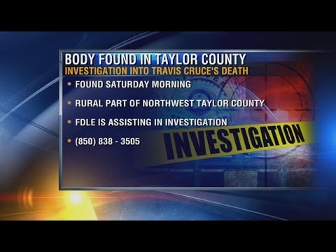 Death Investigation in Taylor County
