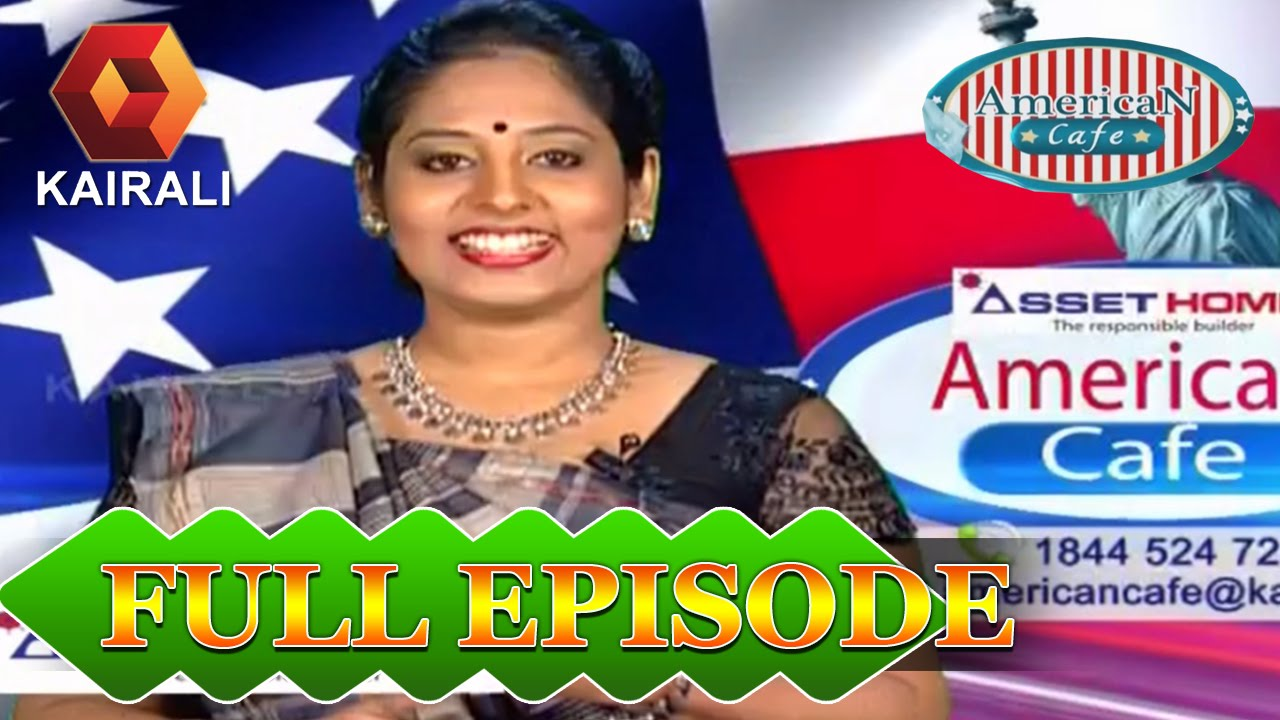 American Cafe | 19th September 2016 |  Full Episode