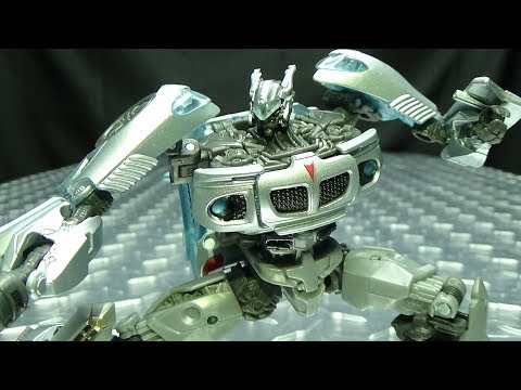 Studio Series Deluxe JAZZ: EmGo's Transformers Reviews N' St