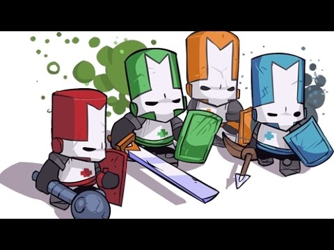 Castle Crashers Full walkthrough