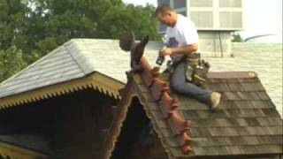 Giant Cuckoo Clock  Gets Tune-up