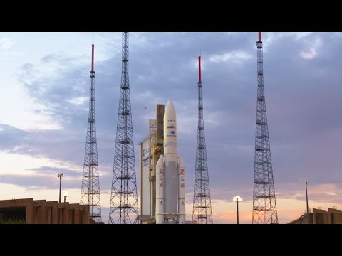 Arianespace Flight VA253  Galaxy 30 / MEV-2 / BSAT-4b - 31 July 2020 (EN)