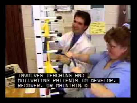 Occupational Therapist Job Description - YouTube