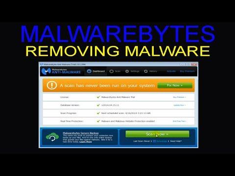 malwarebytes infected