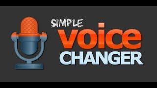 Best Free Voice changer