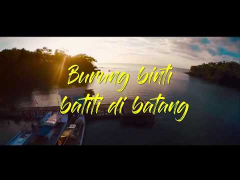 Paris Barantai - Lagu Banjar [Lirik Video]